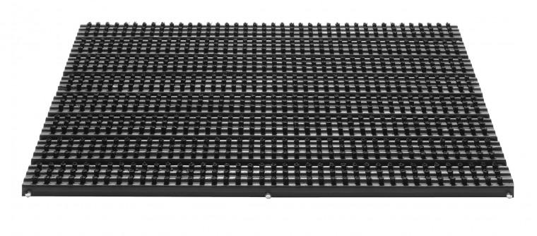 Rohožka - Fantastic, 38,5x59 cm (černá)