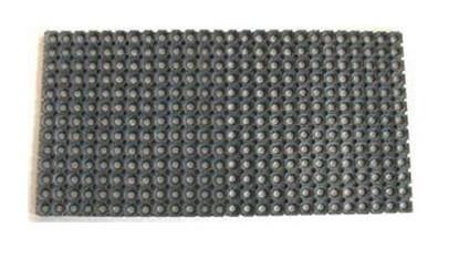 Rohožka guma profil,50x100cm (guma,černá)