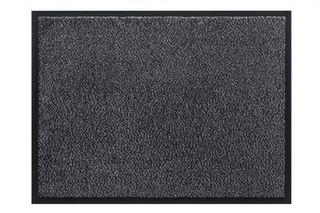 Rohožka - Mars, 80x120 cm (černá)