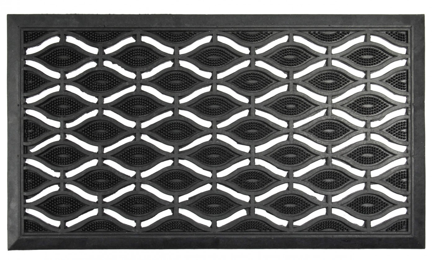 Rohožky Gumová rohožka RG01 (40x70 cm)