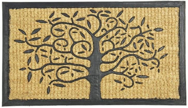 Rohožky Kokosová rohožka Strom (40x70 cm)