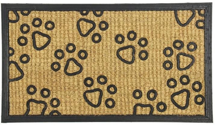 Rohožky Kokosová rohožka Tlapky (40x70 cm)