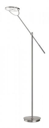 Rondo - 18W, 91,5x176x54 (stříbrná matná)