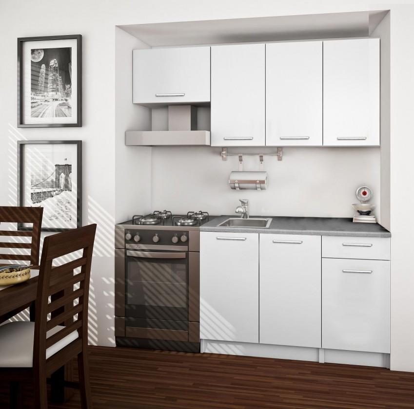 Rovná Basic - kuchyňský blok A 180 cm
