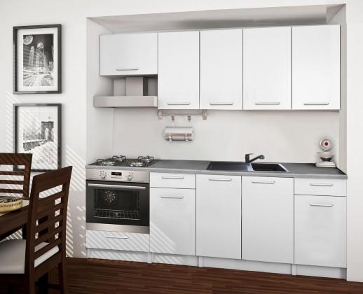 Rovná Basic - kuchyňský blok B 220 cm