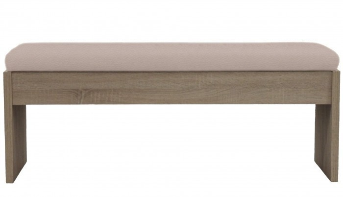 Rovná lavice ANIZ - rovná lavice bez opěradla