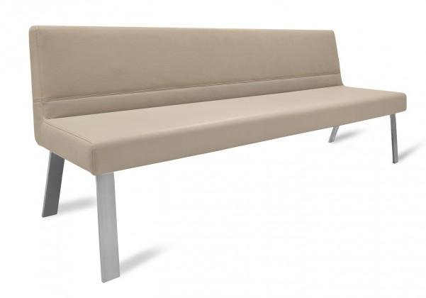 Rovná lavice Sam 220  (4 nohy/montana cappucino)