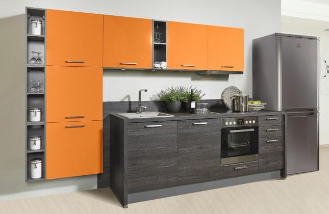57f7bbee5a66 ... Rovná Misano - Kuchyně 280 320cm (oranžová