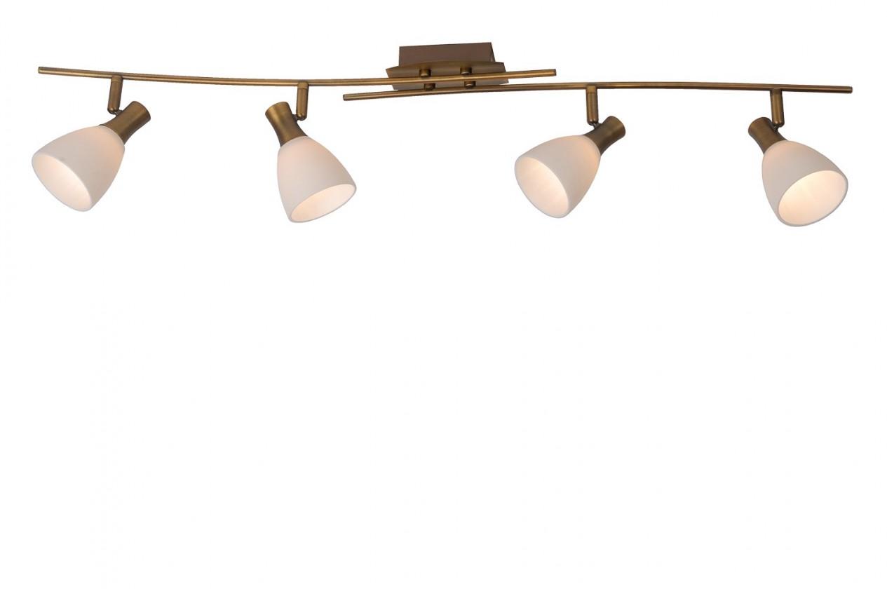 Rox - stropní osvětlení, 28W, 4xG9 (bronzová)