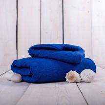 Ručník a osuška OR04 (tmavě modrá, 50x100 cm, 70x140 cm)