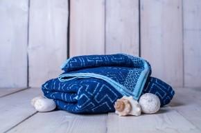 Ručník a osuška OR17 (modrá, 50x100 cm, 70x140 cm)