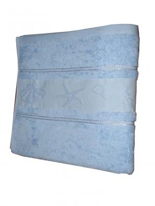 Ručník BALT 50x100 sv.modrá