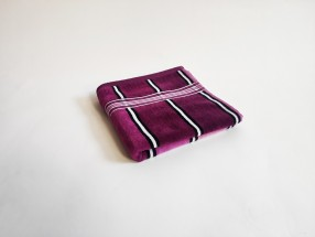 Ručník Rainbow (fialová, 50x100 cm)
