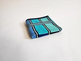 Ručník Rainbow (modrá, 50x100 cm)