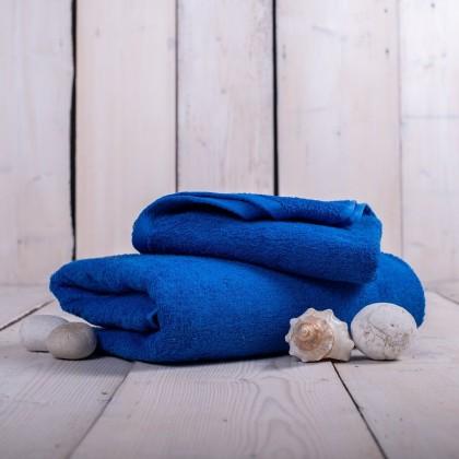 Ručníky a osušky Ručník a osuška OR08 (námořnická modrá, 50x100 cm, 70x140 cm)
