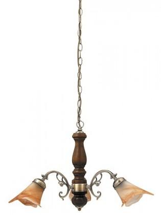 Rustic - 7093 (bronzová/vlašský ořech/hnědá alabastrová)