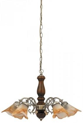 Rustic - 7095 (bronzová/vlašský ořech/hnědá alabastrová)
