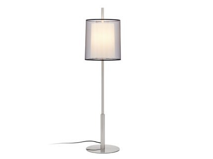 Saba - Stolní lampa (matný nikl)
