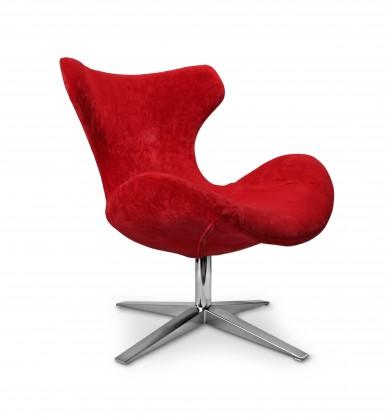 Samostatné křeslo Křeslo Blazer červená