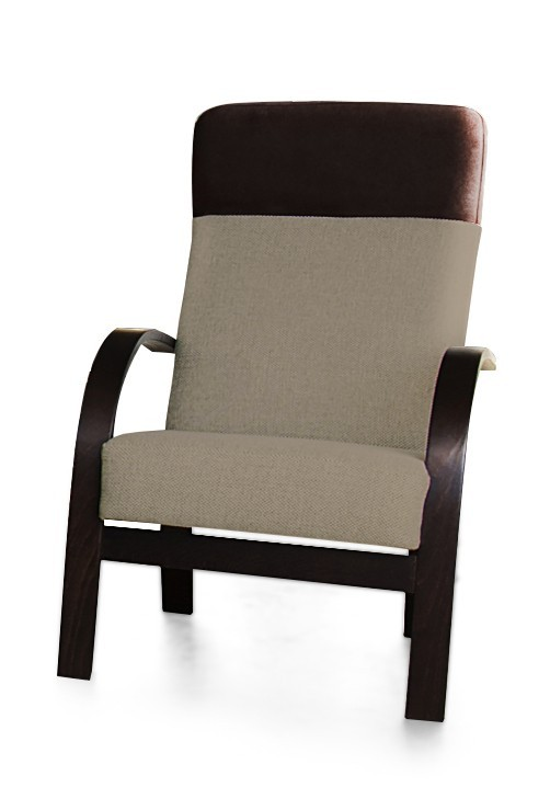 Samostatné křeslo Laura - křeslo (sedák - orinoco 24)