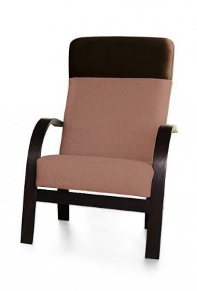 Samostatné křeslo Laura - křeslo (sedák - orinoco 29/pruh - eko kůže)