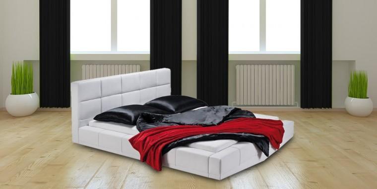 Santi - 200x140, rošt, 1 ks matrace Comfort 020 (eco soft 1)