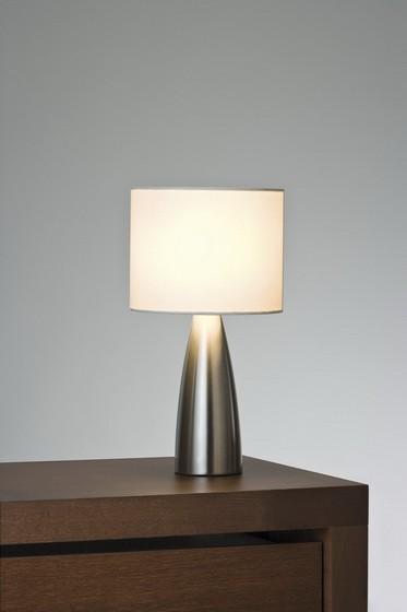 Saro - Lampičky, žárovka (kartáčované železo)