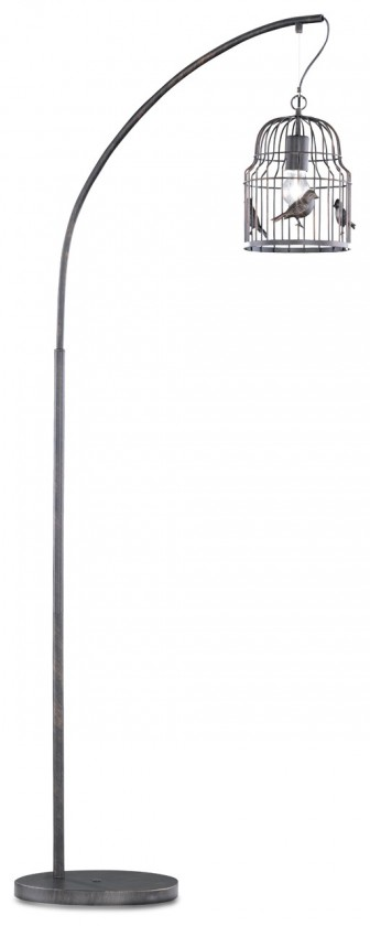 Serie 3076  TR 407600124 - Lampa, E27 (kov)