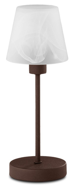 Serie 5955  TR 595500124 - Lampička, E14 (kov)