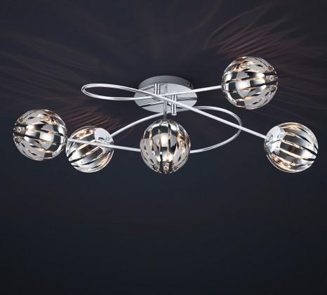 Serie 8140 - TR 634010506, G9 (stříbrná)