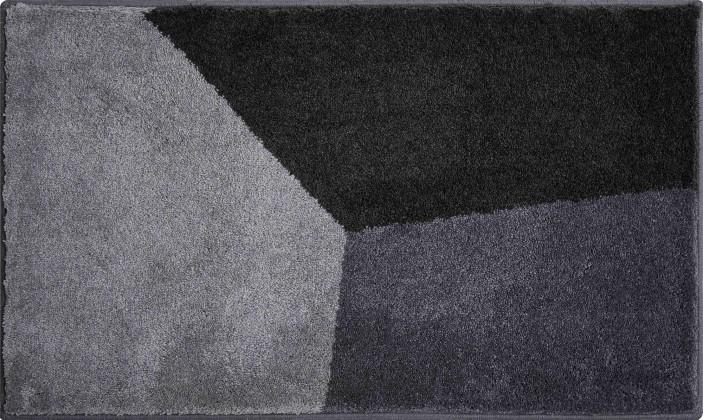 Shi - Koupelnová předložka 70x120 cm (antracitová)