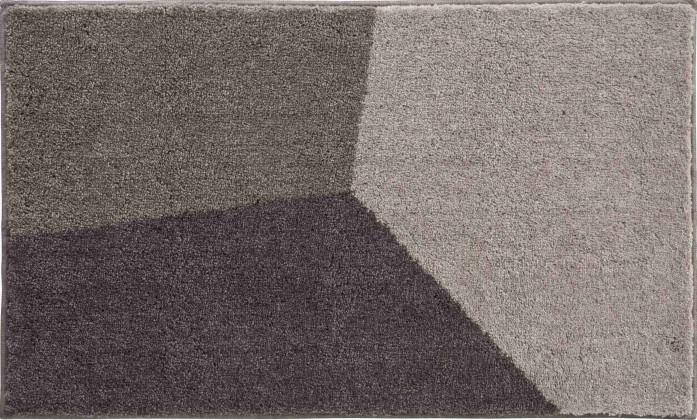 Shi - Koupelnová předložka 70x120 cm (tmavošedá)