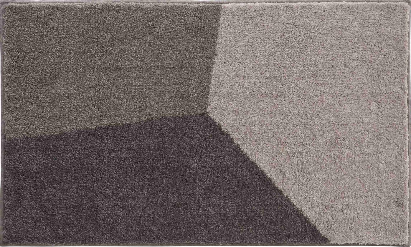 Shi - Malá předložka 50x60 cm (tmavošedá)