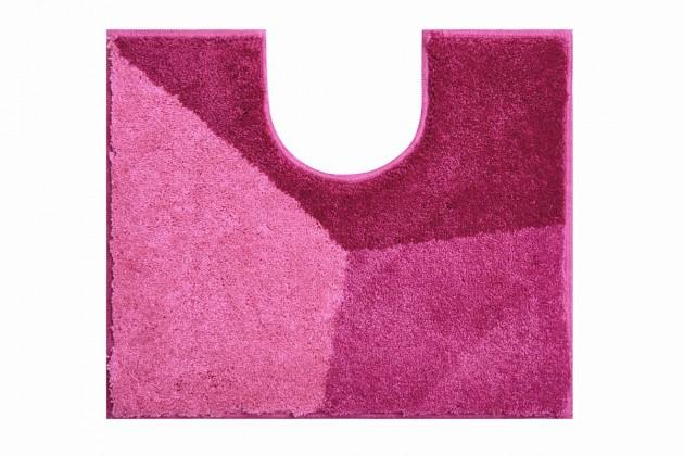 Shi - WC předložka 50x60 cm (růžová)