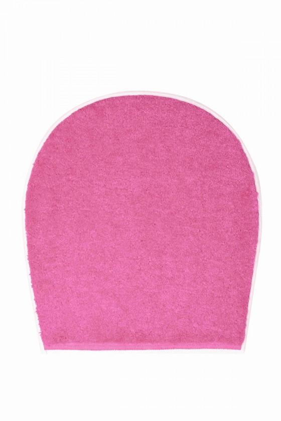 Shi - WC víko 47x50 cm (růžová)