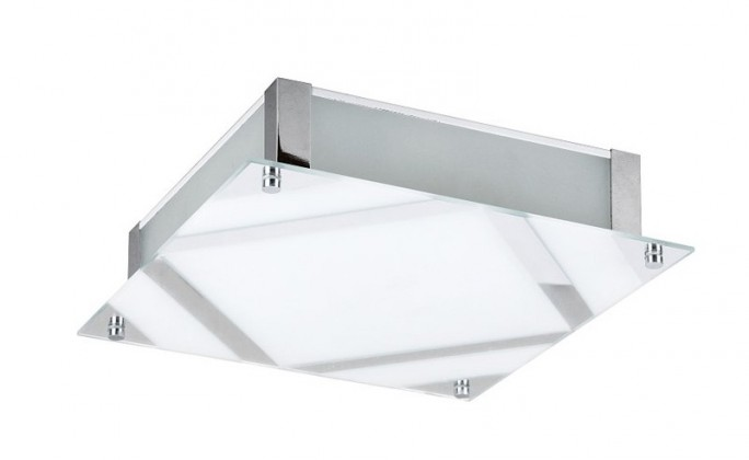 Shine - Nástěnná svítidla, E27 (opálové sklo/chom)