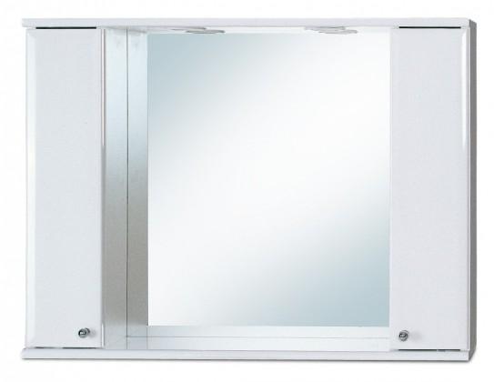 Skříňka nad umyvadlo Zrcadlová galerka G 250 s halogenovým osvětlením (zrcadlo)