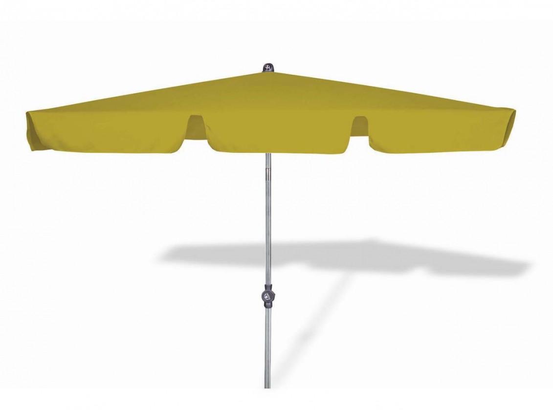 Slunečník Active - Slunečník, 180 x 120 cm (žlutá)