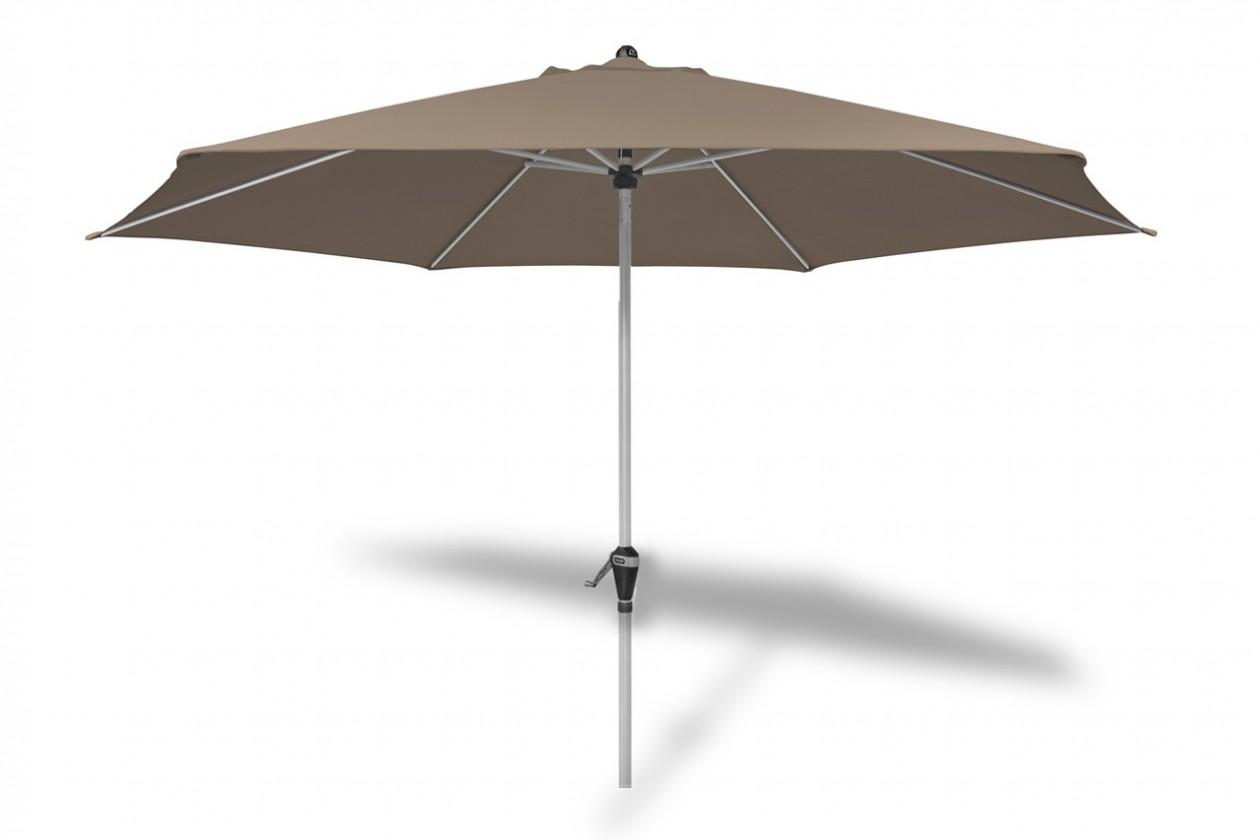 Slunečník Active - Slunečník, 320 cm (greige)