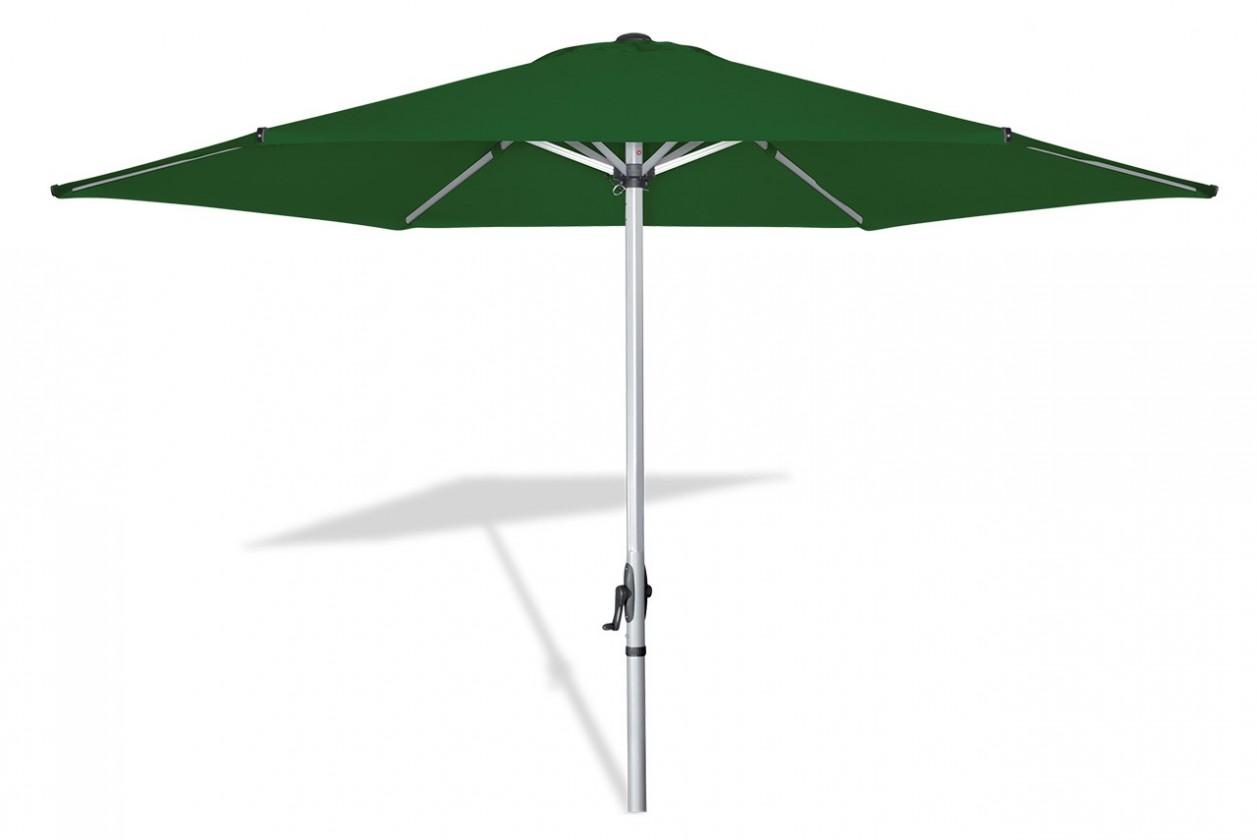 Slunečník Basic Plus - Slunečník 300 cm (zelená)