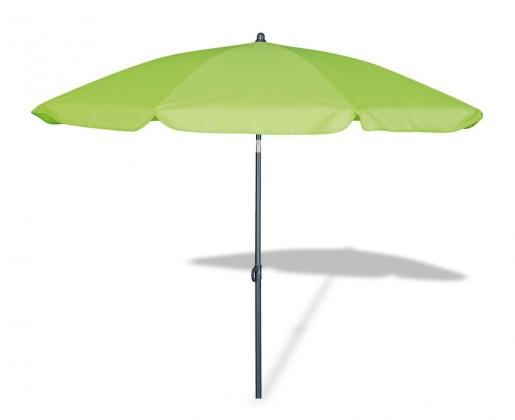 Slunečník Malibu - Slunečník, 180cm (zelený)