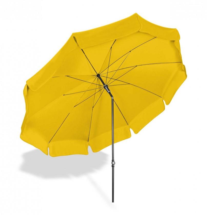 Slunečník Sunline - Slunečník, 250 cm (žlutá)