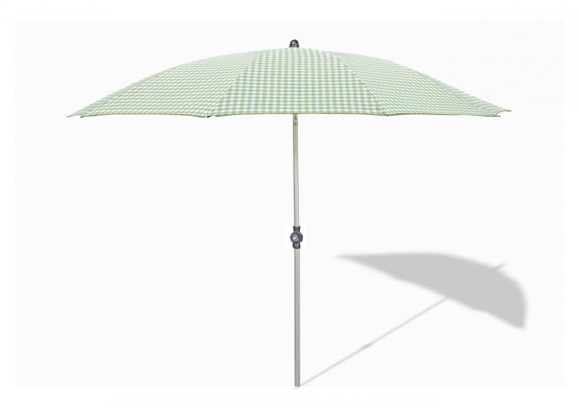 Slunečník Vivo Active - Slunečník, 240 cm (zelená)