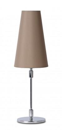 Smarty - lampička, 40W, E14 (hnědá)