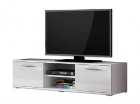 Soho - TV komoda (bílý mat / bílá lesk, RTV '140')