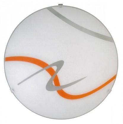 Soley - Nástěnná svítidla, E27 (bílá/oranžová)