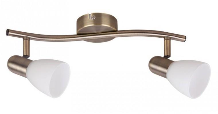 Soma - Stropní osvětlení, 6307 (bronzová/bílá)