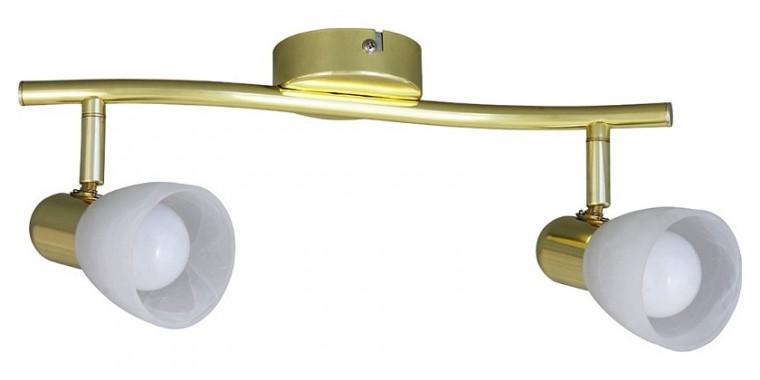 Soma - Stropní osvětlení, 6597 (zlatá/bílá alabastrová)