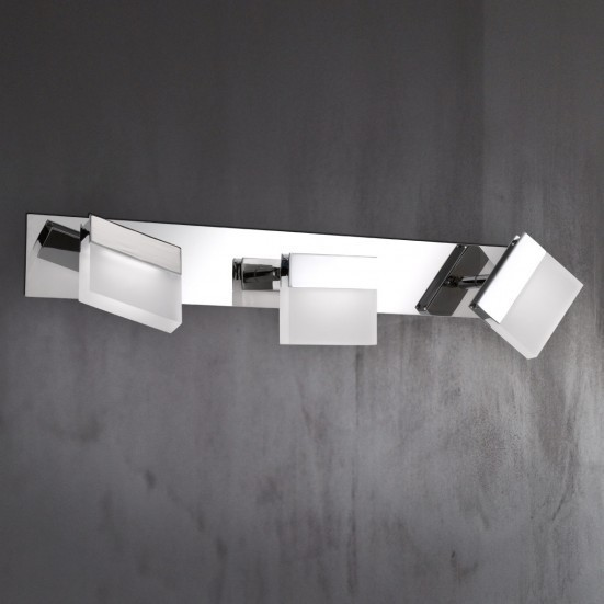 Sonett - Nástěnné svítidlo, LED (chrom)