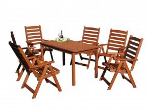 Sorrento - Stůl (dřevo)
